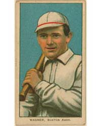 Heinie Wagner, Boston Red Sox by American Tobacco Company