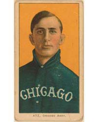Jake Atz, Chicago White Sox by American Tobacco Company