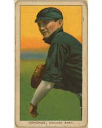 Donahue, Chicago White Sox by American Tobacco Company