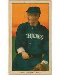 Lou Fiene, Chicago White Sox by American Tobacco Company