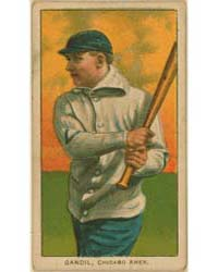 Chick Gandil, Chicago White Sox by American Tobacco Company