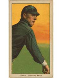 Frank Owen, Chicago White Sox by American Tobacco Company