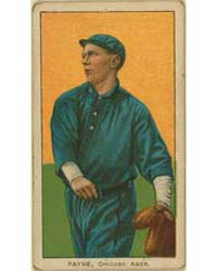 Fred Payne, Chicago White Sox by American Tobacco Company