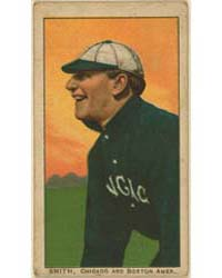 Frank Smith, Chicago White Sox by American Tobacco Company