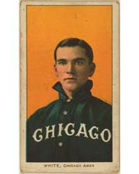 Doc White, Chicago White Sox by American Tobacco Company