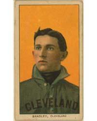 Bill Bradley, Cleveland Naps by American Tobacco Company