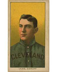 Nap Lajoie, Cleveland Naps by American Tobacco Company