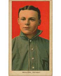 George Mullin, Detroit Tigers by American Tobacco Company