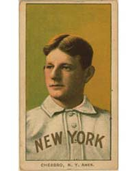 Jack Chesbro, New York Highlanders by American Tobacco Company