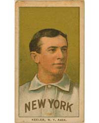 Willie Keeler, New York Highlanders by American Tobacco Company
