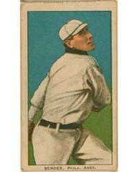 Chief Bender, Philadelphia Athletics by American Tobacco Company