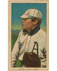 Harry Davis, Philadelphia Athletics by American Tobacco Company