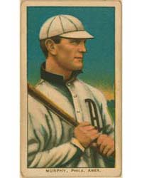 Danny Murphy, Philadelphia Athletics by American Tobacco Company