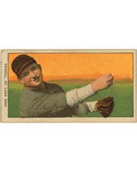 Jack Powell, St. Louis Browns by American Tobacco Company