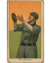 Harry Bay, Nashville Team, Baseball Card... by American Tobacco Company