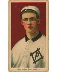 Tom Guiheen, Portsmouth Team, Baseball C... by American Tobacco Company