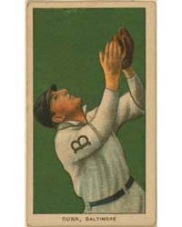Jack Dunn, Baltimore Team, Baseball Card... by American Tobacco Company