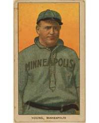Irv Young, Minneapolis Team, Baseball Ca... by American Tobacco Company