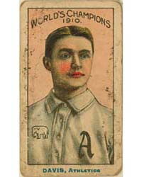 Harry Davis, Philadelphia Athletics by Nadja Caramel Company