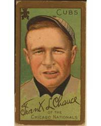 Frank J. Chance, Chicago Cubs, Baseball ... by American Tobacco Company