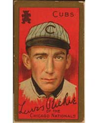 Lewis Richie, Chicago Cubs, Baseball Car... by American Tobacco Company