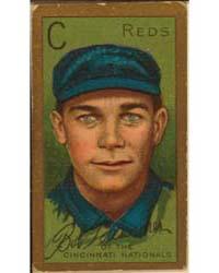 Robert H. Bescher, Cincinnati Reds, Base... by American Tobacco Company