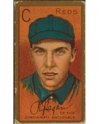 Richard J. Egan, Cincinnati Reds, Baseba... by American Tobacco Company