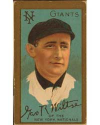 George Wiltse, New York Giants, Baseball... by American Tobacco Company