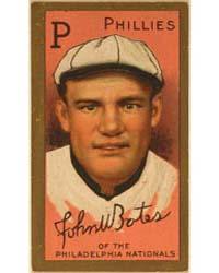 John W. Bates, Philadelphia Phillies, Ba... by American Tobacco Company