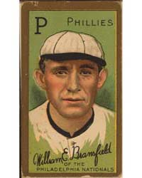 William E. Bransfield, Philadelphia Phil... by American Tobacco Company