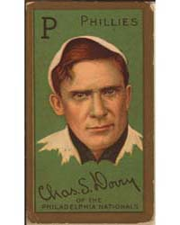 Charles S. Dooin, Philadelphia Phillies,... by American Tobacco Company