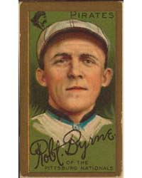 Robert Byrne, Pittsburgh Pirates, Baseba... by American Tobacco Company