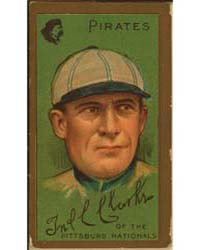 Fred Clarke, Pittsburgh Pirates, Basebal... by American Tobacco Company