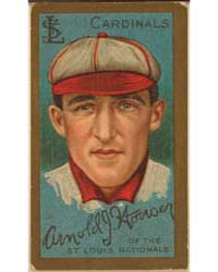 Arnold J. Hauser, St. Louis Cardinals, B... by American Tobacco Company