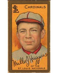 Miller Huggins, St. Louis Cardinals, Bas... by American Tobacco Company