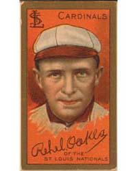Rebel Oakes, St. Louis Cardinals, Baseba... by American Tobacco Company