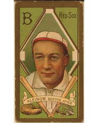 John Kleinow, Boston Red Sox, Baseball C... by American Tobacco Company