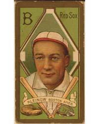 John Kleinow, Boston Red Sox, Baseball C... by American Tobacco Company
