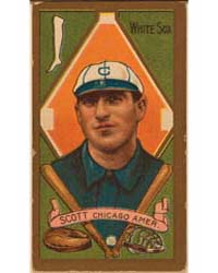 James Scott, Chicago White Sox, Baseball... by American Tobacco Company