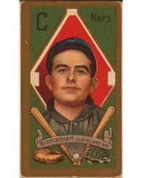 Joseph Birmingham, Cleveland Naps, Baseb... by American Tobacco Company