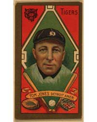 Thomas Jones, Detroit Tigers, Baseball C... by American Tobacco Company