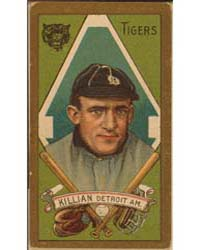 Edward Killian, Detroit Tigers, Baseball... by American Tobacco Company