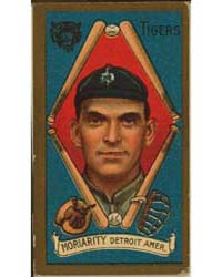 George Moriarty, Detroit Tigers, Basebal... by American Tobacco Company