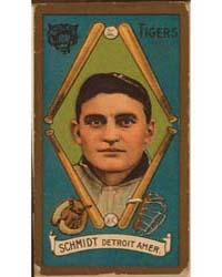 Charles Schmidt, Detroit Tigers, Basebal... by American Tobacco Company