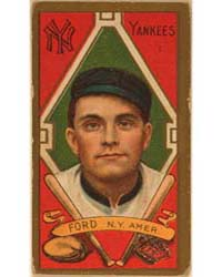 Russell Ford, New York Yankees, Baseball... by American Tobacco Company