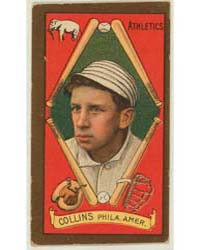 Edward T. Collins, Philadelphia Athletic... by American Tobacco Company