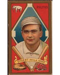 James H. Dygert, Philadelphia Athletics,... by American Tobacco Company