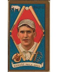 Harry Krause, Philadelphia Athletics, Ba... by American Tobacco Company