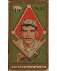 Ira Thomas, Philadelphia Athletics, Base... by American Tobacco Company