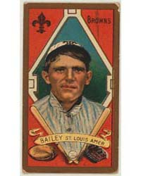 William Bailey, St. Louis Browns, Baseba... by American Tobacco Company